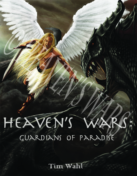 Heaven's Wars: Guardians of Paradise