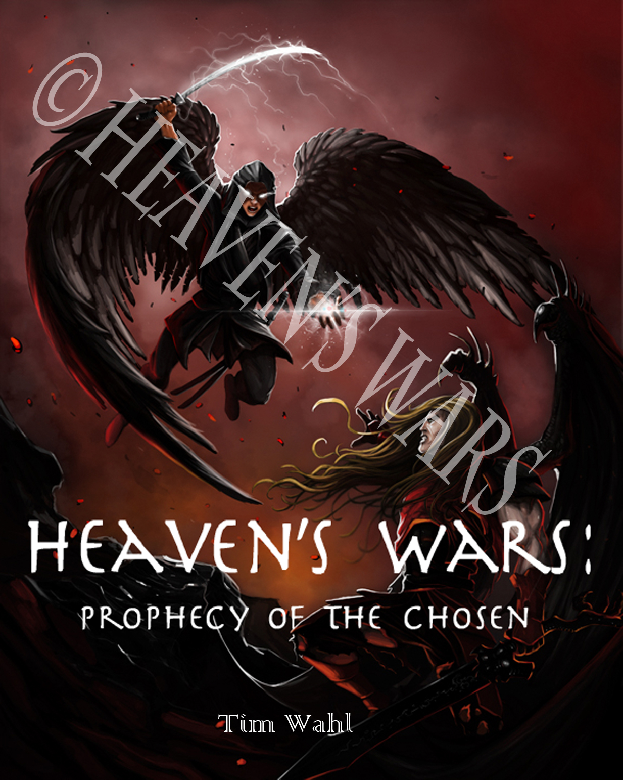 Heaven's Wars: Prophecy of the Chosen