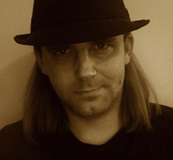 Author Tim Wahl